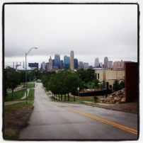 My run view 5/27 - Memorial Day (WWI Memorial Kansas City, Mo.) @ Sally Morrow Photography