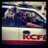 My run view 7/25/13 (9th and Walnut, Kansas City, Mo.) @ Sally Morrow Photography