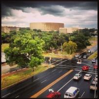 My run view 9/27/13 - Austin, Texas © Sally Morrow Photography